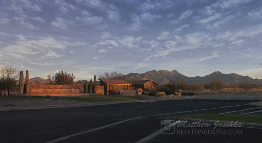 Why I chose to move to Madera Highlands in Sahuarita, Arizona