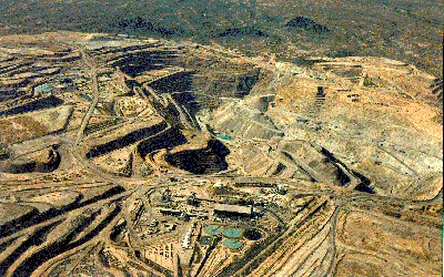 ASARCO Mission Mine