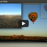 Tucson hot air balloon ride
