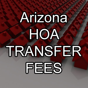 Are you paying too much for HOA Transfer fees?