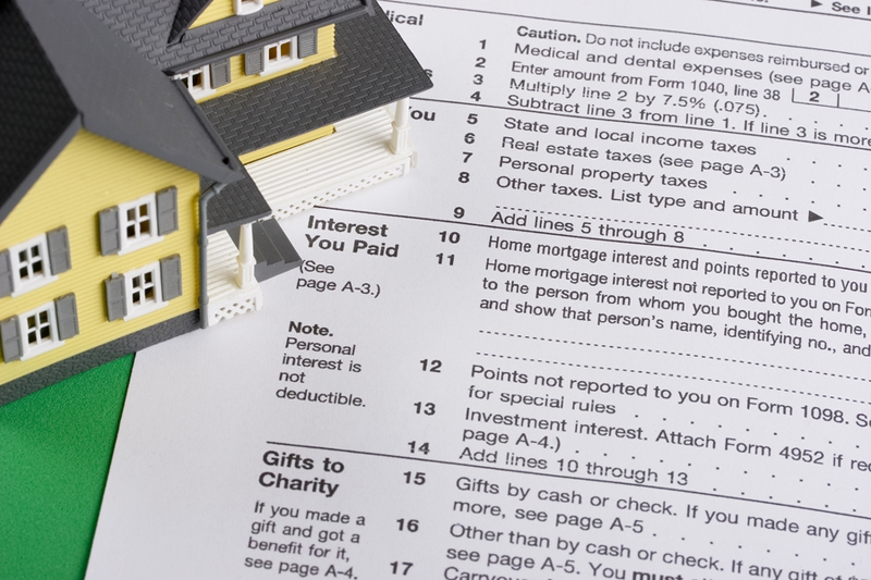 Just bought your home?  Here's a few tax benefits you will want to keep an eye out for… Podcast 6