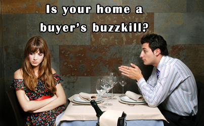 Selling your home is a lot like impressing your first date – Learn 5 tips to improve your chances with home buyers