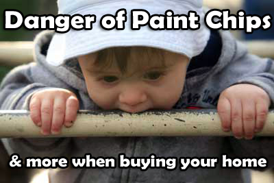 Danger of paint chips & more in buyer guides