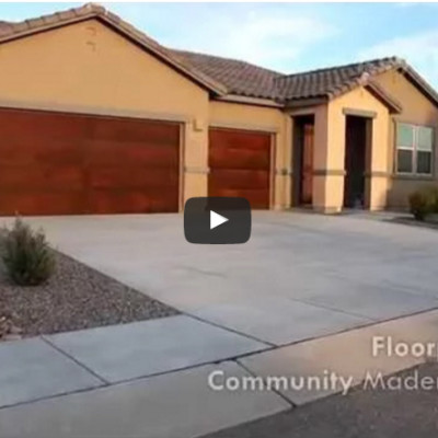 Tour the Dolce model in Madera Highlands Sahuarita, Arizona