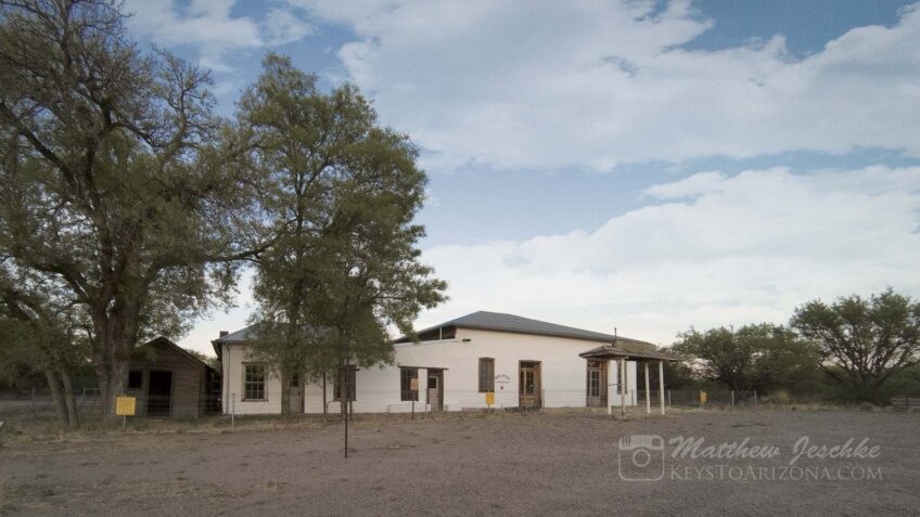 Fairbank Historic Townsite: A Ghost Town on the San Pedro River