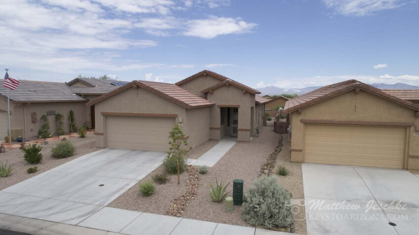 Tour the Fantasia Floor Plan in Las Companas Green Valley